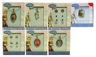 DISNEY FROZEN* Jewelry FOR KIDS Necklace+Earrings ANNA+OLAF+ELSA *YOU CHOOSE*