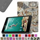 For Google Nexus 9 Tablet 8.9 by HTC Ultra Slim Cover Case Sleep / Wake Stand
