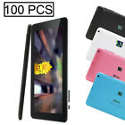 "Wholesale 100pcs IRULU eXpro X1 9"" Multi 8GB Android 4.2 Dual Core Tablet PC"
