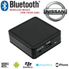 Nissan 350z Almera Murano Bluetooth Car Music Streaming Interface With Aux In