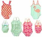 Crazy 8 by Gymboree Baby Girl One Piece Swimsuit 6 12 18 Months NWT Bathing Suit
