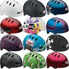 CLEARANCE SALE! Bell Fraction Girls Boys BMX Scooter Skate Bike Cycle Helmet