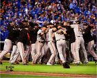 San Francisco Giants 2014 World Series Champions Team Celebration Photo