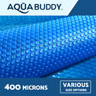Solar Swimming Pool Cover 400 Micron Outdoor Bubble Blanket