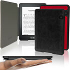 Slim PU Leather Shell Case Cover for Amazon Kindle Voyage 2014 + Auto Sleep Wake