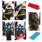 Curler Makers Soft Foam Bendy Twist Curl Tool DIY Styling Hair Cool Rollers