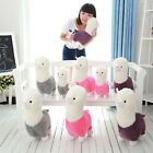 Grass Mud Horse Llama Alpaca Sheep Fleece Stuffed Plush Doll Toys 22-35cm -CB