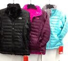 NORTH FACE Mossbud reversible girls-kids jacket New,water &wind resistant FLEECE