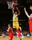 Kenneth Faried Denver Nuggets 2014-2015 NBA Action Photo RM232 (Select Size)
