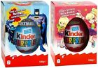 Large Kinder Surprise 100g Egg Limited Edition Boy & Girls With Maxi Toy UK 2015