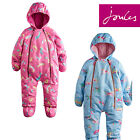 Joules Baby Everly Snowsuit (S) **BNWT** **FREE UK SHIPPING**