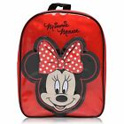 Character Unisex Kids Junior Pocket Rucksack Backpack Spotted Zips Colorful New