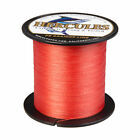 Внешний вид - Spectra Red100% PE Dyneema Braided Fishing Line 8-100LB 100M 300M 500M 1000M