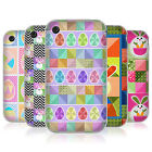 HEAD CASE EASTER QUILTS GEL BACK CASE COVER FOR APPLE iPHONE 3GS