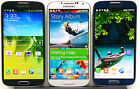 Samsung Galaxy S4 AT&T Verizon US Cellular T-Mobile Sprint Blue Black White