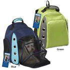 High Quality Backpack Small Dog Carriers The Ultimate Pet Travel - Blue or Green