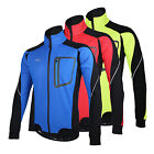 Windproof Waterproof Clothing Bike Bicyle Cycling Coat Costume Jersey Jacket