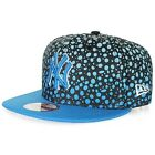New Era NY Yankees Fade Hook Snapback Cap - Blue