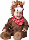CHILD TODDLER INFANT PLAYFUL PONY SMALL HORSE ANIMAL COSTUME Party Halloween