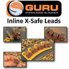 Guru X-Safe Inline Leads *All Types 2/3oz - 2oz* Coarse Match River Fishing