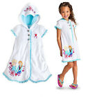 Girls' Gefroren Hooded Schlafanzüge Bathing Robe Dress Cover up Nachtwäsche