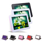 "IRULU Tablet eXpro X1c 7"" New Google Android 4.2 Quad Core Dual Cameras w/ Cases"