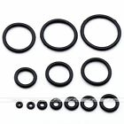 100x Body Piercing Replacement Rubber O-Rings Fit Taper Stretcher Expander Gauge