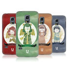 HEAD CASE DESIGNS CHRISTMAS ANGELS CASE FOR SAMSUNG GALAXY S5 MINI G800F