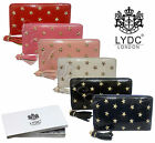 Ladies Authentic LYDC Patent Star Studs Tassel Purse Women Wallet Bag Gift Boxed