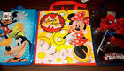 NWT Disney Marvel 14 x 15 x 6 Trick or Treat Tote Bag Spider-Man Minnie Mouse