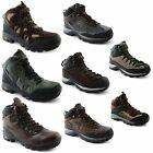 New Mens Gola Lace Up Hiking Trekking Trail Walking Ankle Trainer Boots UK 7-12
