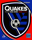 San Jose Earthquakes 2015 MLS Logo Photo RT110 (Select Size)