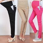 New Pregnant Woman Casual Sports Trousers Maternity Prop Belly Pants Pants