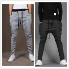 Cool Men Korean Sports Trousers Harem Pants Casual Hip-Hop Sweatpants M-XXL - CB