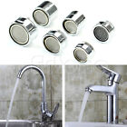 Kitchen Faucet Tap Aerator Chrome Water Saving Male/Female Nozzle Sprayer Filter
