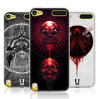 HEAD CASE GRIM SILICONE GEL CASE FOR APPLE iPOD TOUCH 5G 5TH GEN