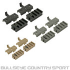 AIRSOFT MICH HELMET FAST HELMET MOUNT RAIL SET 2 PIECE 20MM RAIL