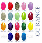 Bluesky Nail Polish Glitter GC Range UV/LED soak off gel 10ML Free P/P