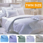 3 Piece Bed Sheet Set Deep Pocket 5 Color Available Twin Size New