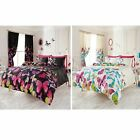 FASHION BUTTERFLY SINGLE, DOUBLE OR KING SIZE DUVET COVER SETS NEW BEDDING