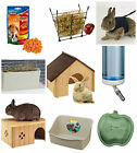 Ferplast Rabbit House Toy Treat Bed Nest Bottle Harness Lots Of Choice