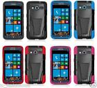 Quality Phone Cover T-STAND Case For Samsung Ativ S Neo SGH-i187 (AT&T)
