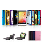 "IRULU 7"" HD A33 Tablet Android 4.4 Kitkat Quad Core 16GB Dual Cam w/ Keyboard"