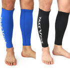 New Sprots Calf Unisex Leg Compression Sleeves One Pair