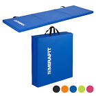 MIRAFIT Tri-Fold Folding Exercise Mat Yoga/Pilates/Gym Class Workout/Fitness