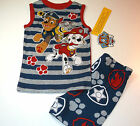 New Paw Patrol pajamas 2 piece set boys sizes 4 6 8  XS S M boys Paw Patrol