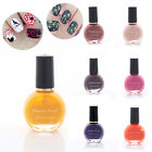New Colorful Fashion Nail Polish Manicure Nail Varnish Hot 16 Colors 1pc Women