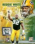Reggie White Green Bay Packers NFL Hall of Fame Composite Photo (Select Size)