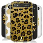 HEAD CASE GRAND AS GOLD SILICONE GEL CASE FOR BLACKBERRY CLASSIC Q20