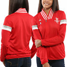 Women's Houston Rockets adidas Red 2014 On-Court Jacket